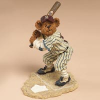 Baseball Gifts Collectibles Bear Batting
