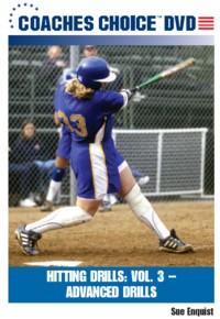 Softball Hitting Drills Vol. 3, Advanced Drills