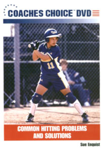 Softball Hitting Problems and Solutions Video