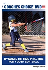 Softball Hitting Practice