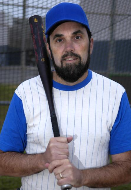 Picture of Andy Collins, the Internet Hitting Coach
