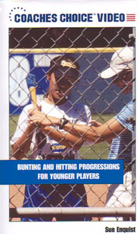 bunting and hitting for young players