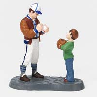 May I Have Your Autograph Figurine