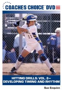Softball Hitting Drills Vol. 2, Developing Timing and Rhythm